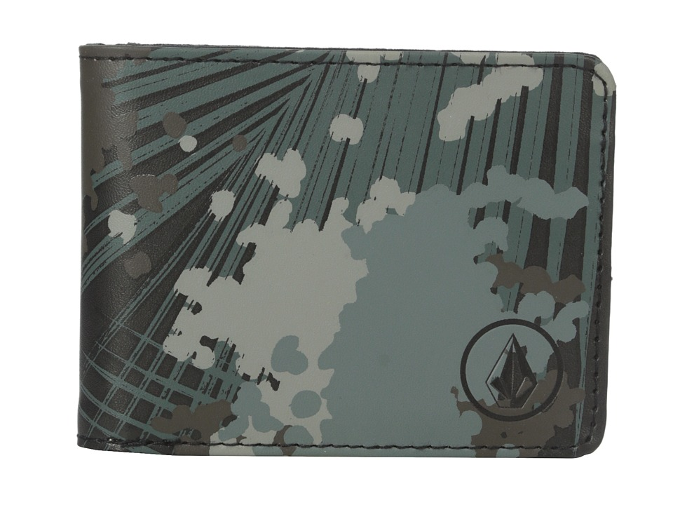 Volcom - Corps (Putty) Wallet Handbags