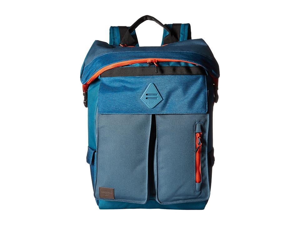Billabong - Flux Backpack (Overcast) Backpack Bags