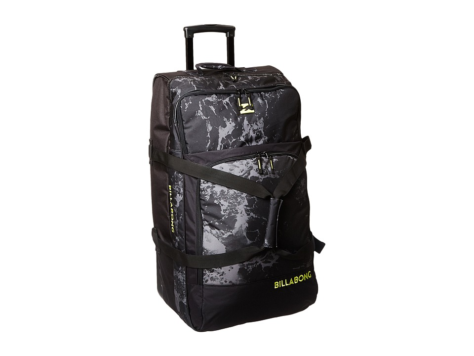 Billabong - Transfer Travel Bag (Black) Pullman Luggage