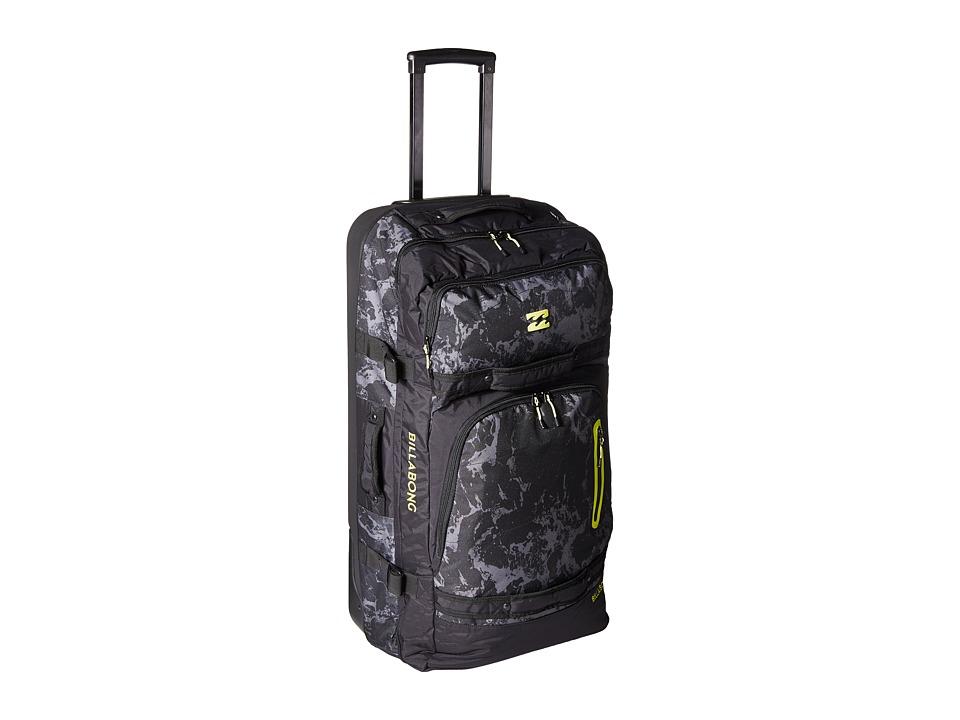Billabong - Booster Travel Bag (Black) Pullman Luggage