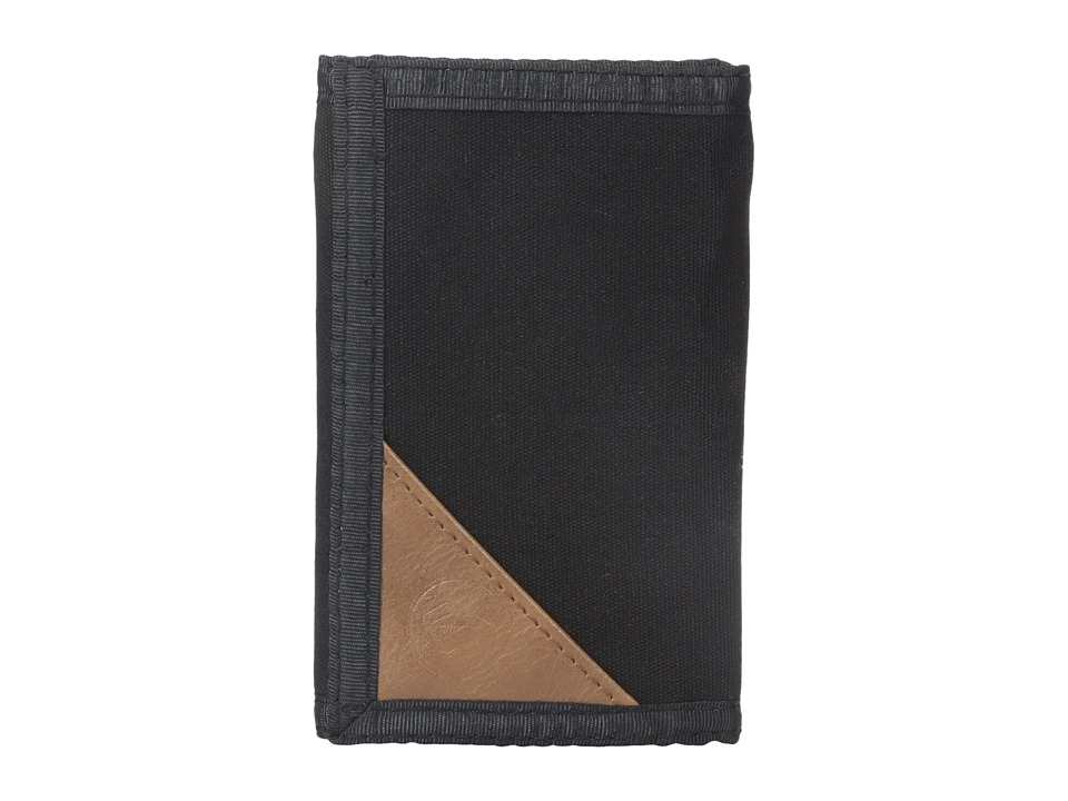 Volcom - Circle Stone (Black) Wallet Handbags
