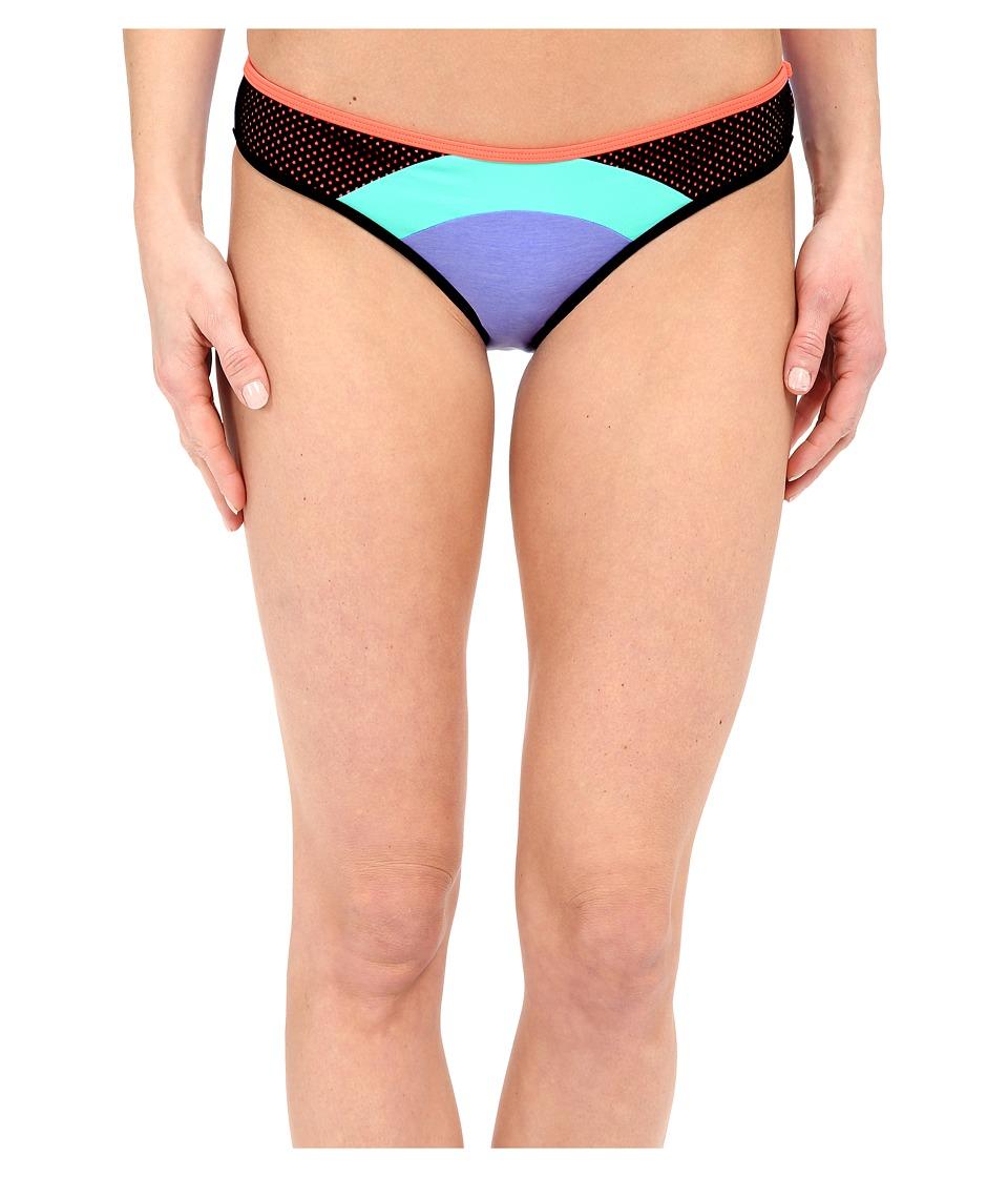 Body Glove - Borderline Surf Rider Bottoms (Iris Blue) Women's Swimwear