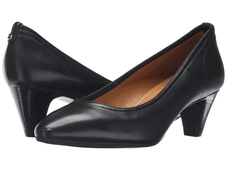 ECCO - Altona Pump (Black 2) High Heels