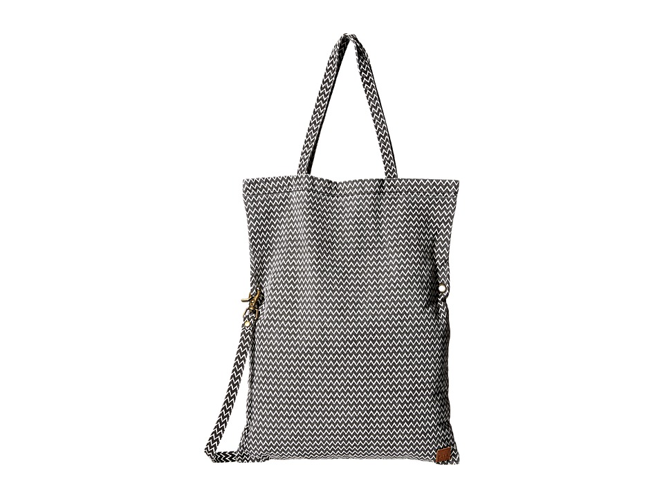 Billabong - Just Because Handbag (Off-Black) Handbags