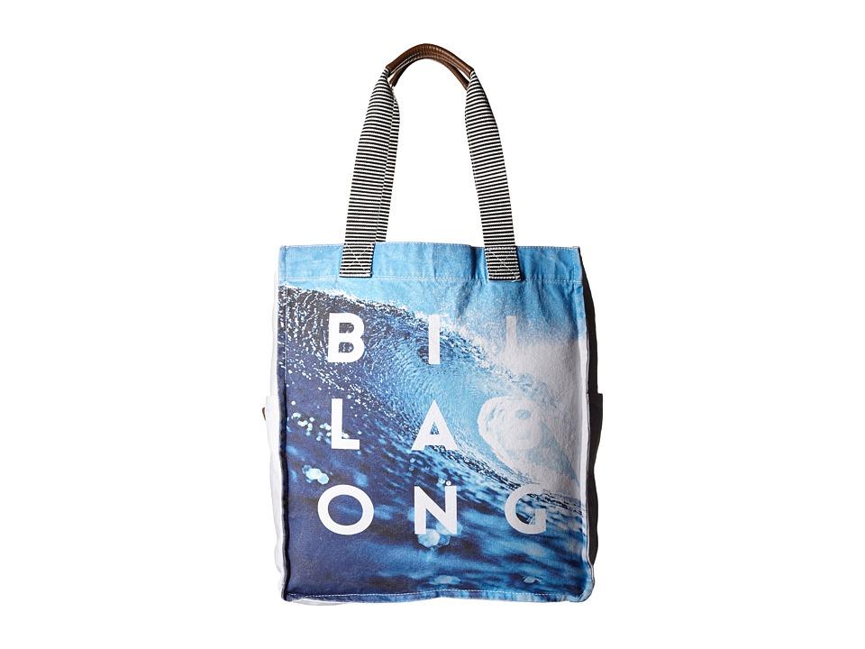 Billabong - Open Roam Tote (Cool Wip) Tote Handbags