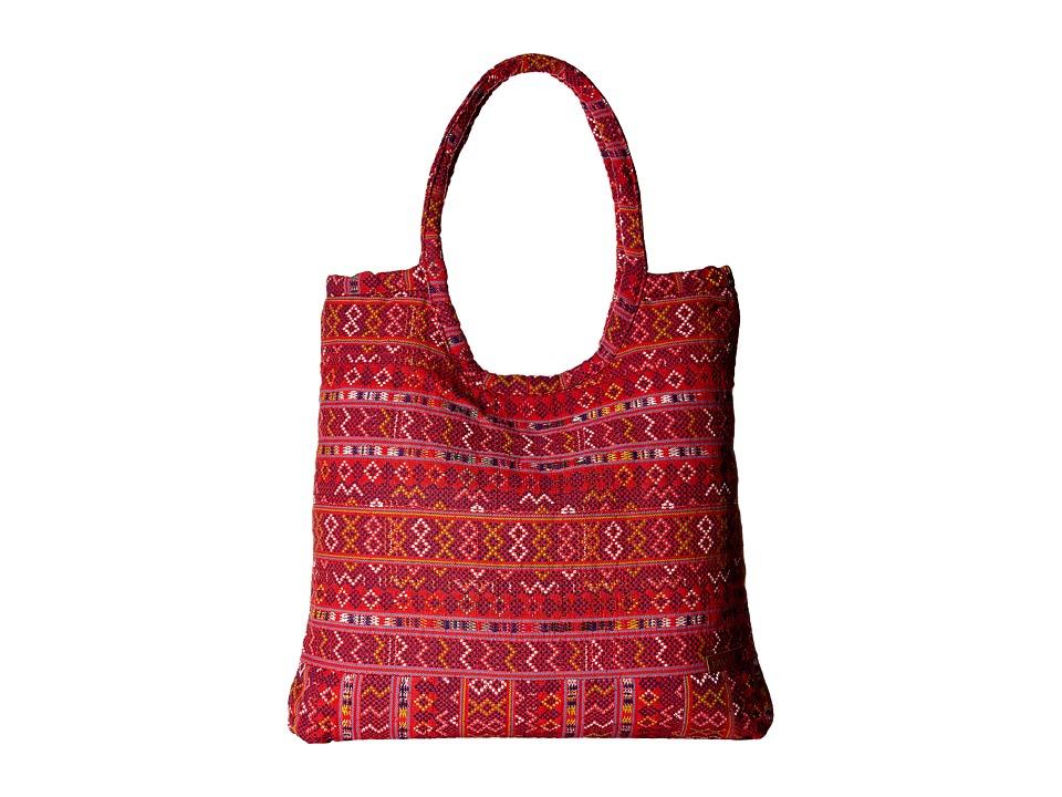 Billabong - Rio Bravo Tote Handbag (Multi) Tote Handbags