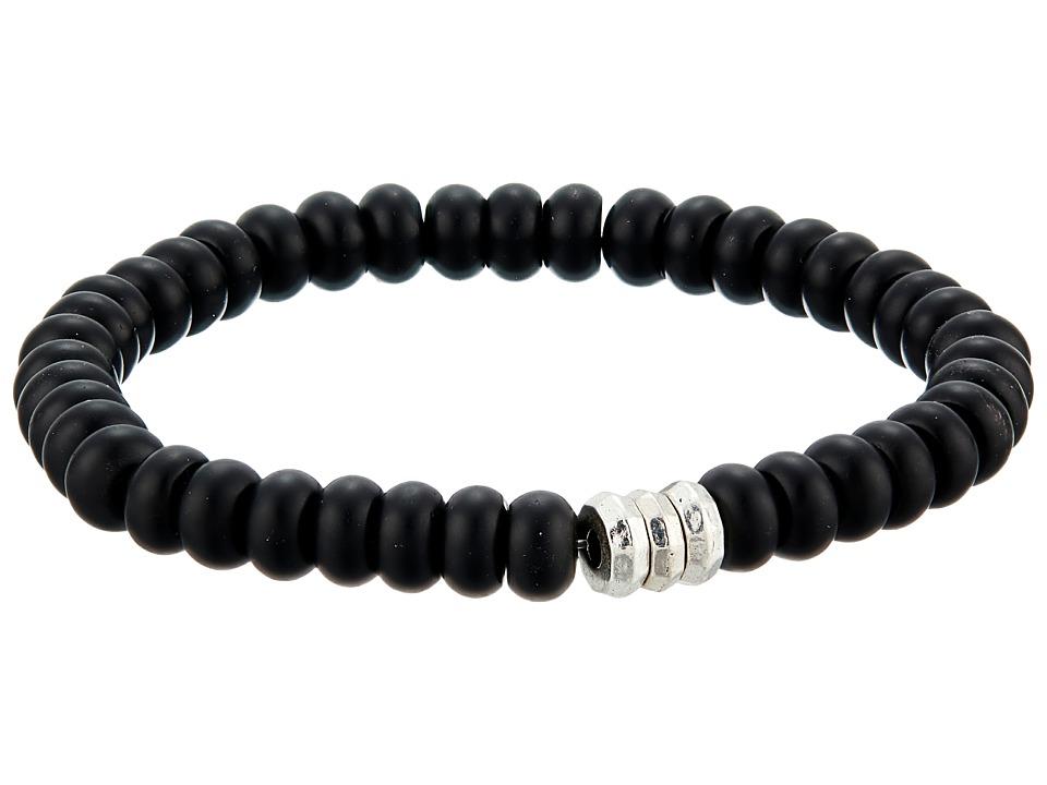 Dee Berkley - Enduring Bracelet (Black) Bracelet