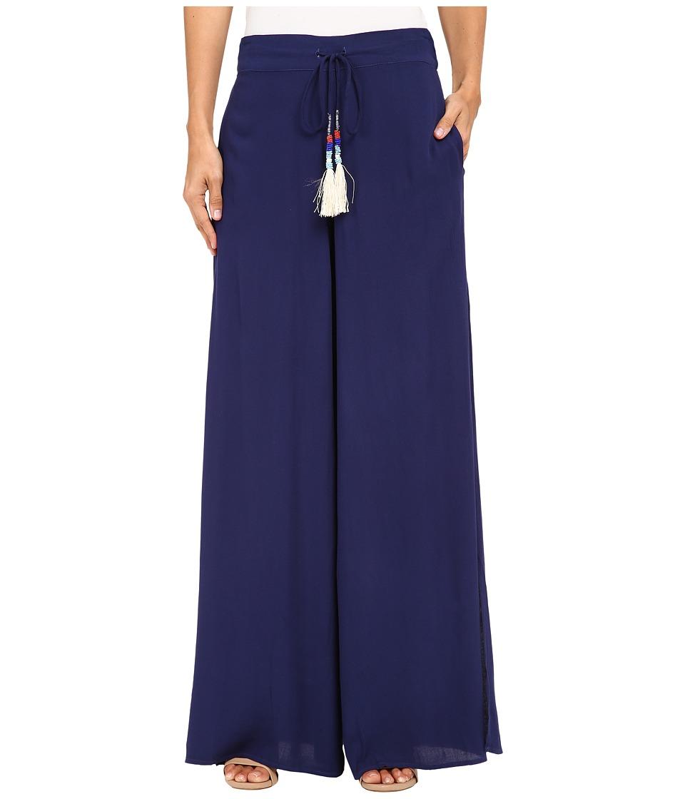 Young Fabulous & Broke - Leia Pants (Navy) Women's Casual Pants