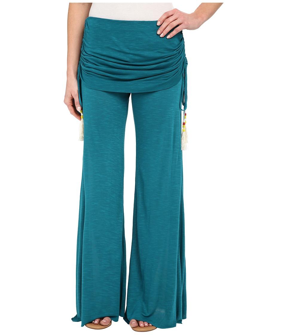 Young Fabulous & Broke - Sierra Pants (Caribe Solid) Women's Casual Pants
