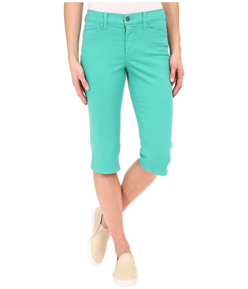 NYDJ - Kaelin Skimmer in Jade Mint (Jade Mint) Women's Jeans