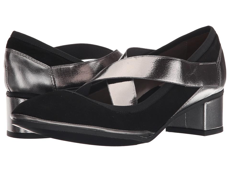 Sesto Meucci - Zane (Black) Women's Shoes