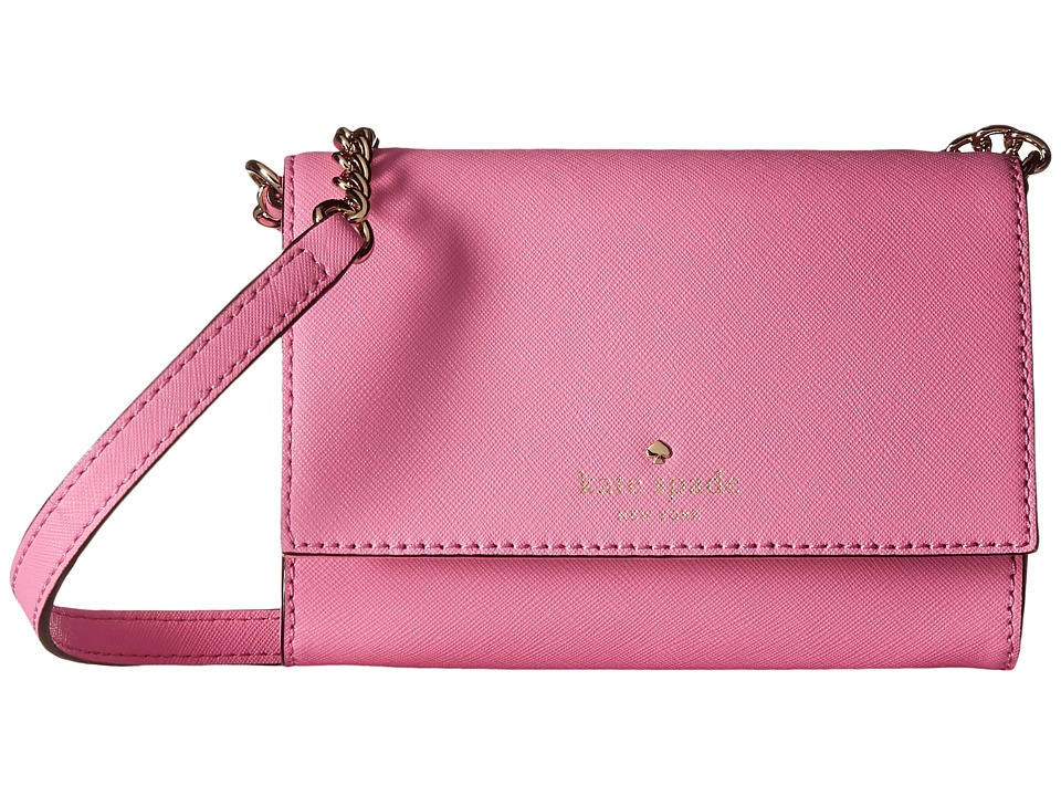 Kate Spade New York - Cedar Street Cami (Rouge Pink) Cross Body Handbags