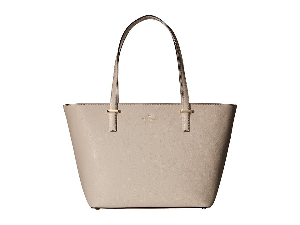 Kate Spade New York - Cedar Street Mini Harmony (Crisp Linen) Tote Handbags