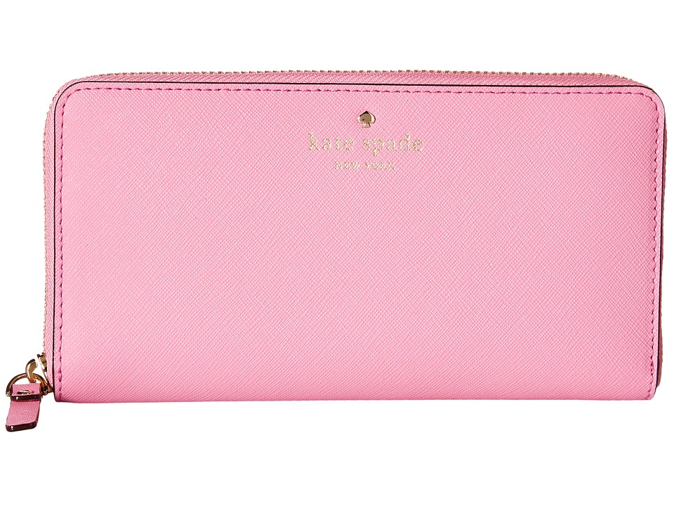 Kate Spade New York - Cedar Street Lacey (Rouge Pink) Wallet