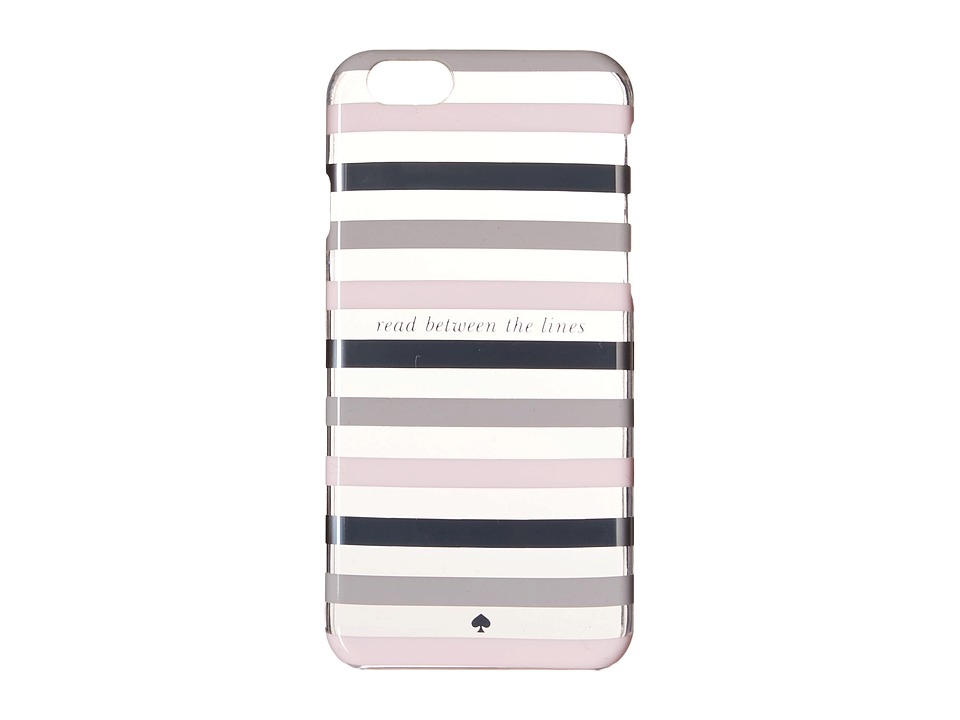 Kate Spade New York - Read Between The Lines iPhone Cases for iPhone 6 (Pink Multi) Cell Phone Case