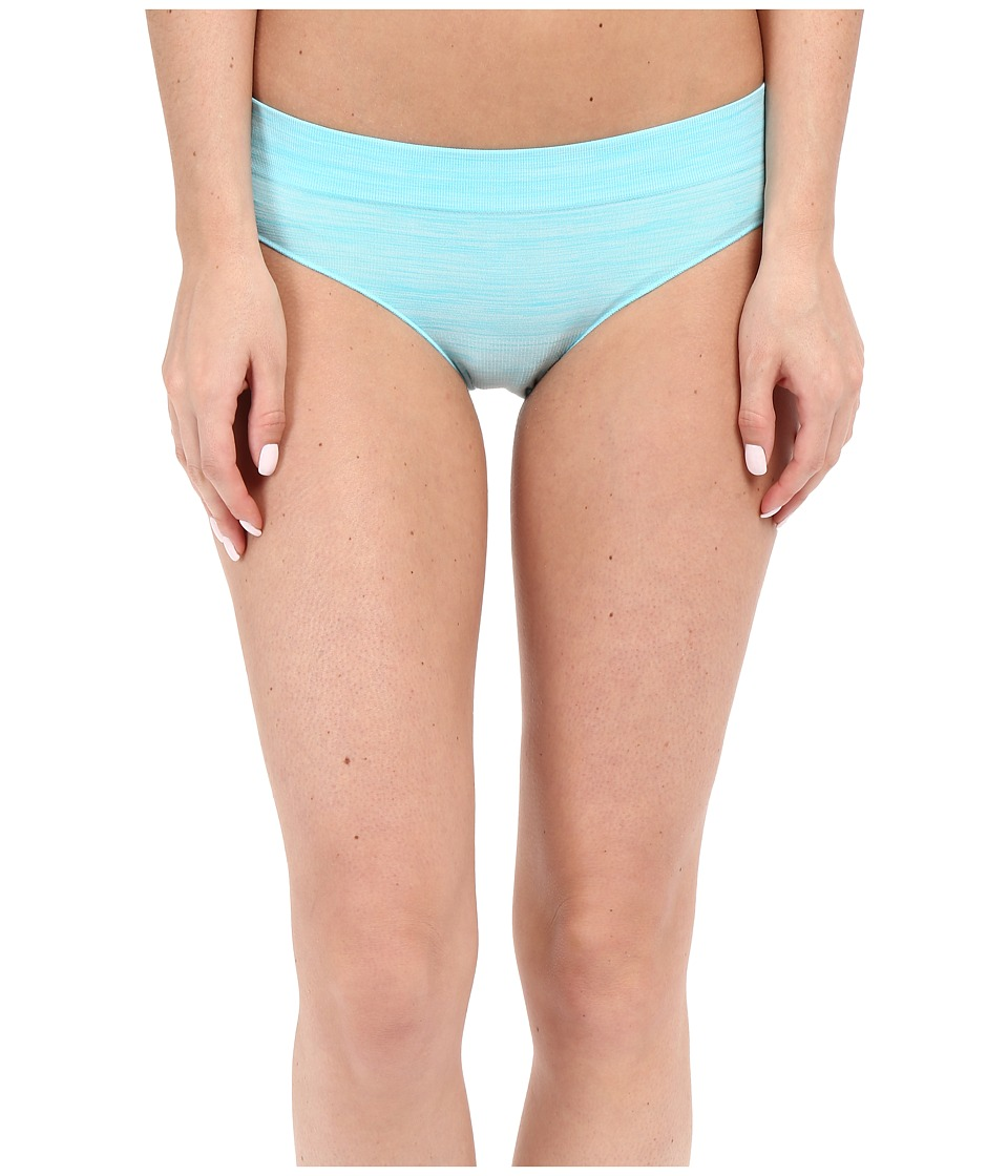 Jockey - Seamfree Sporties Bikini (Pool Blue) Women's Underwear