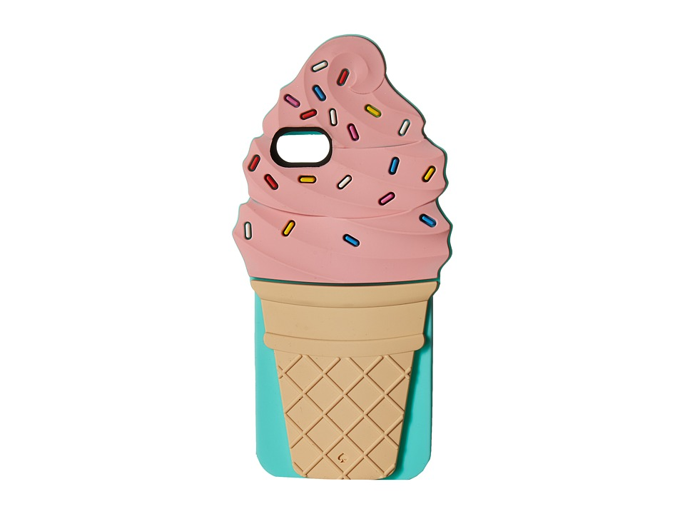 Kate Spade New York - Ice Cream Cone iPhone Cases for iPhone 6 (Multi) Cell Phone Case