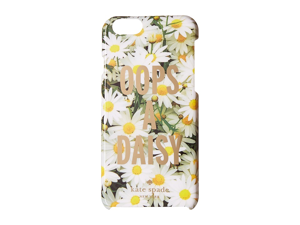 Kate Spade New York - Oops A Daisy iPhone Cases for iPhone 6 (Multi) Cell Phone Case