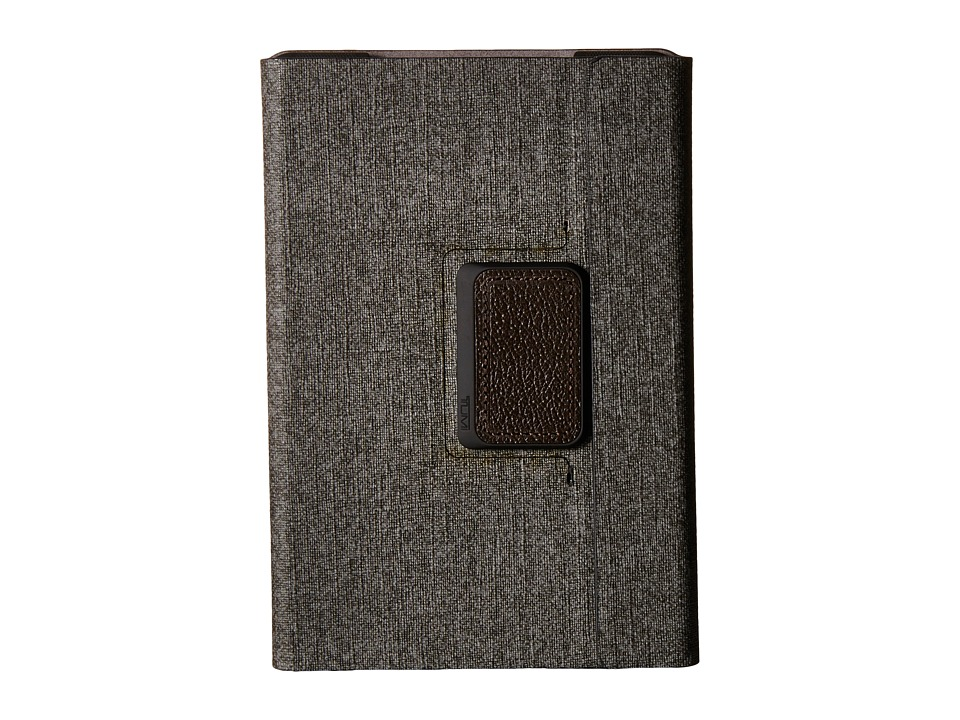 Tumi - Rotating Folio Case for iPad Mini (Earl Grey) Computer Bags