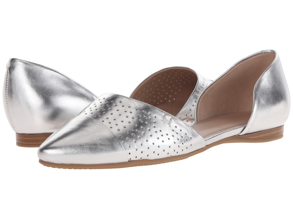 Tommy Hilfiger - Neema (Silver) Women's Shoes