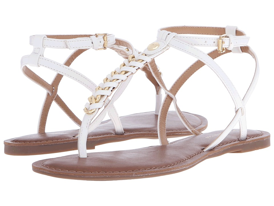 Tommy Hilfiger - Lynne (White) Women's Sandals