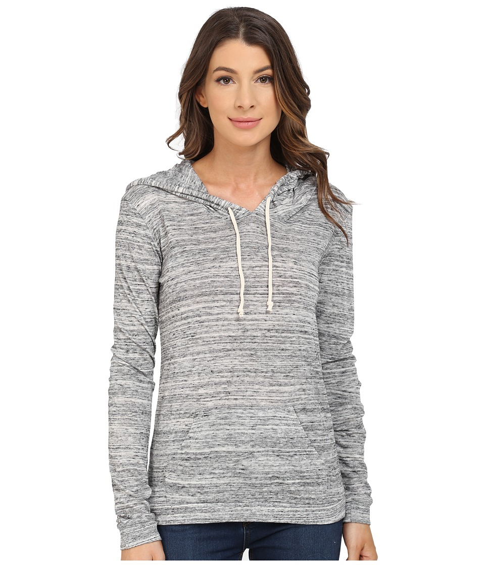 Alternative - Eco Jersey Classic Pullover Hoodie (Urban Grey) Women's Sweatshirt