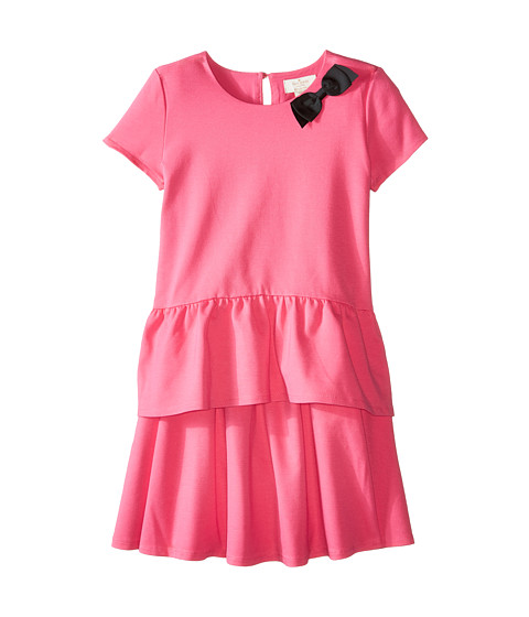 Kate Spade New York Kids - Karis Dress (Big Kids) (Pink Swirl) Girl's Dress