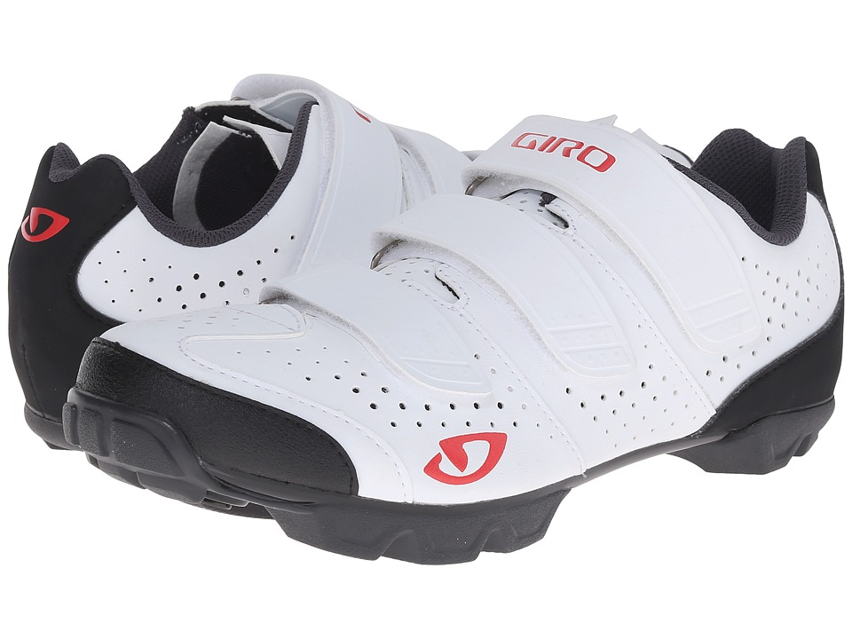 Giro - Riela R (White/Coral) Women's Cycling Shoes