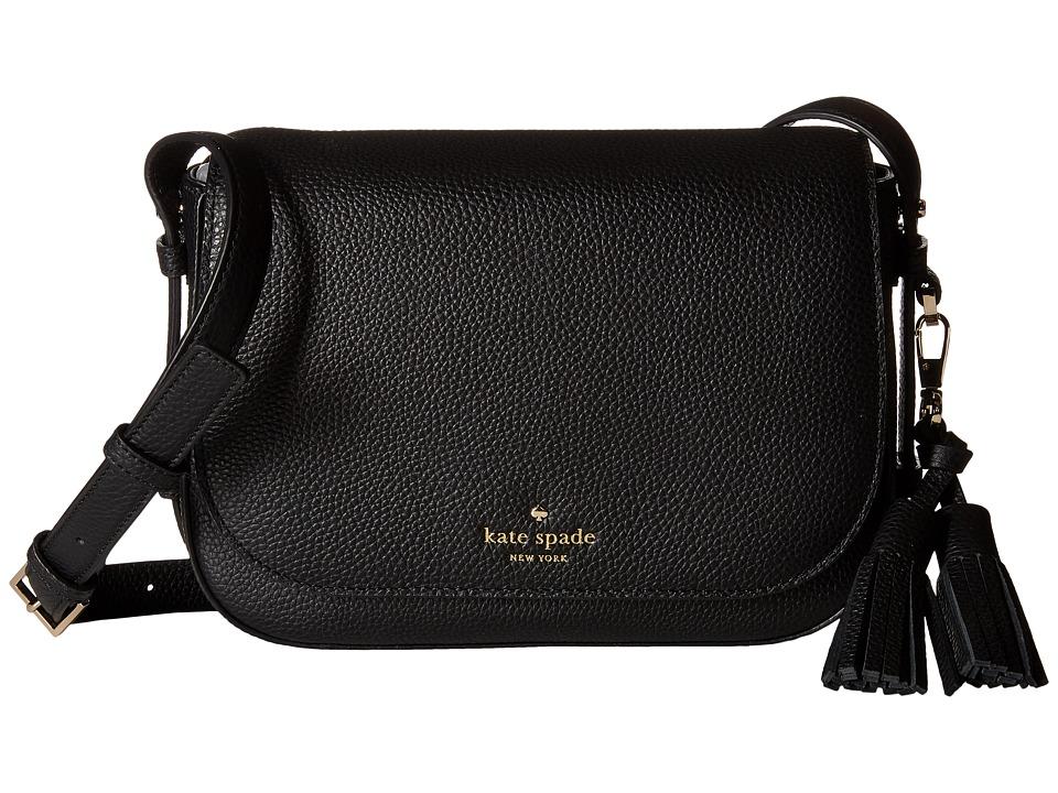 Kate Spade New York - Orchard Street Penelope (Black) Handbags