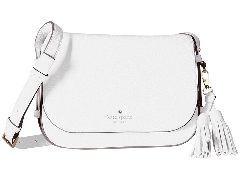 Kate Spade New York - Orchard Street Penelope (Bright White) Handbags