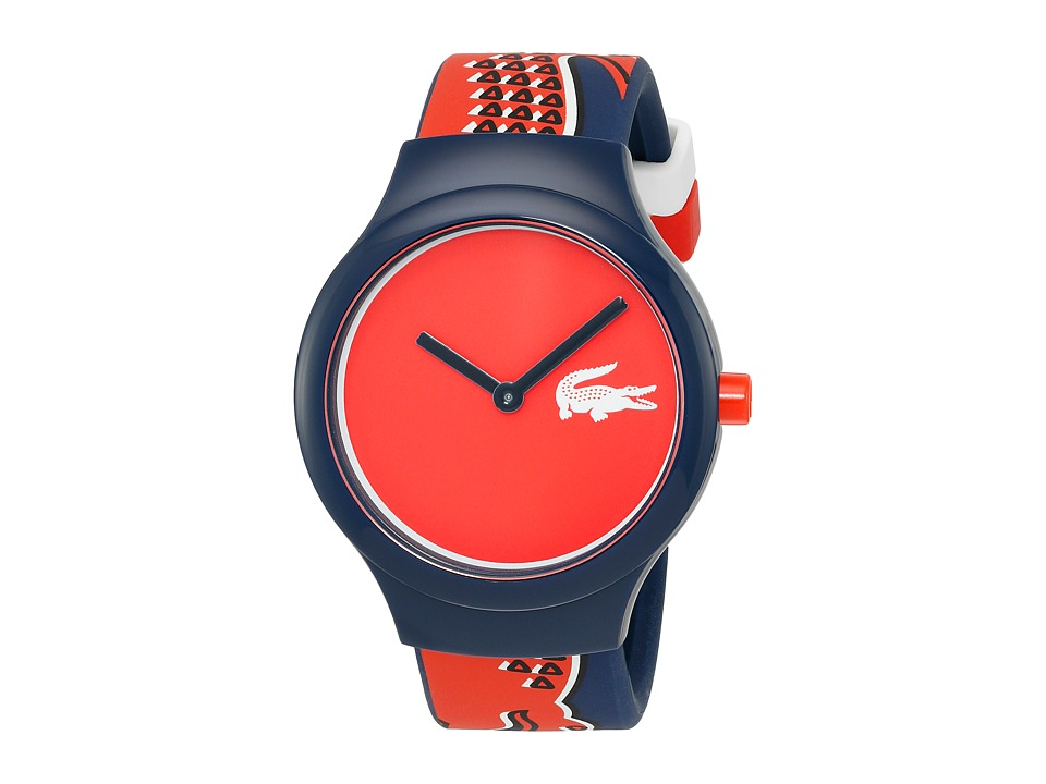 Lacoste - 2020113 - GOA (Orange/Blue) Watches