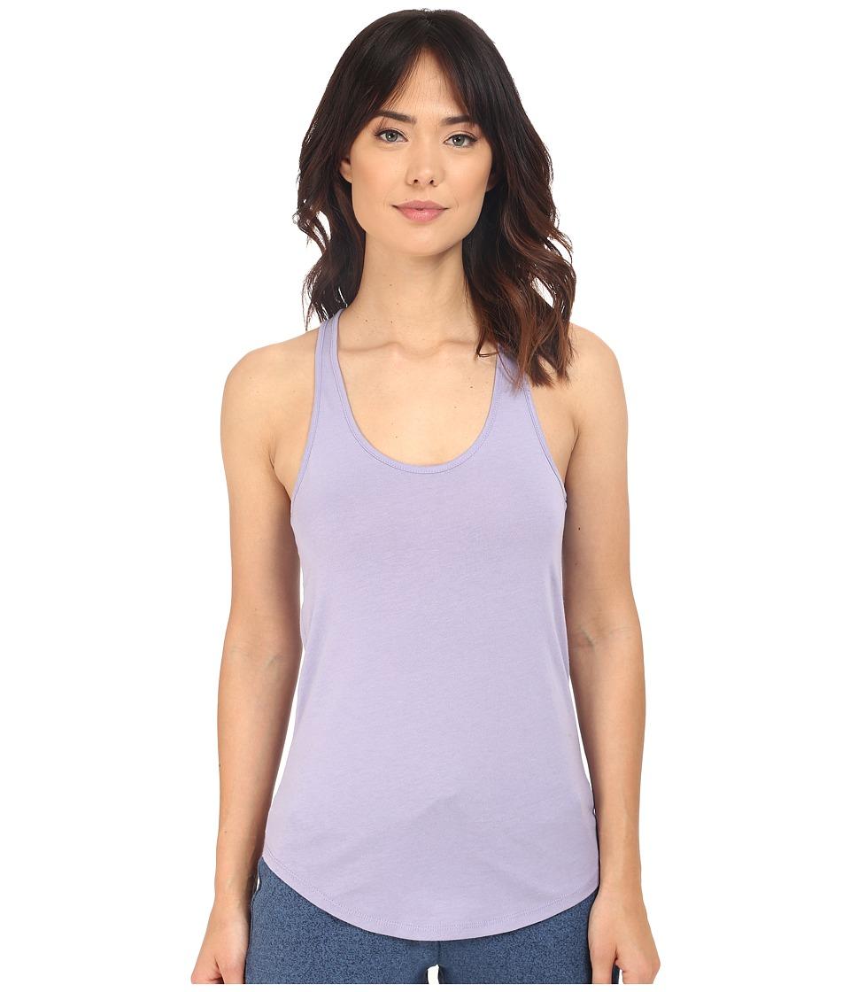 Alternative Shirttail Tank Top (Dusty Plum) Women