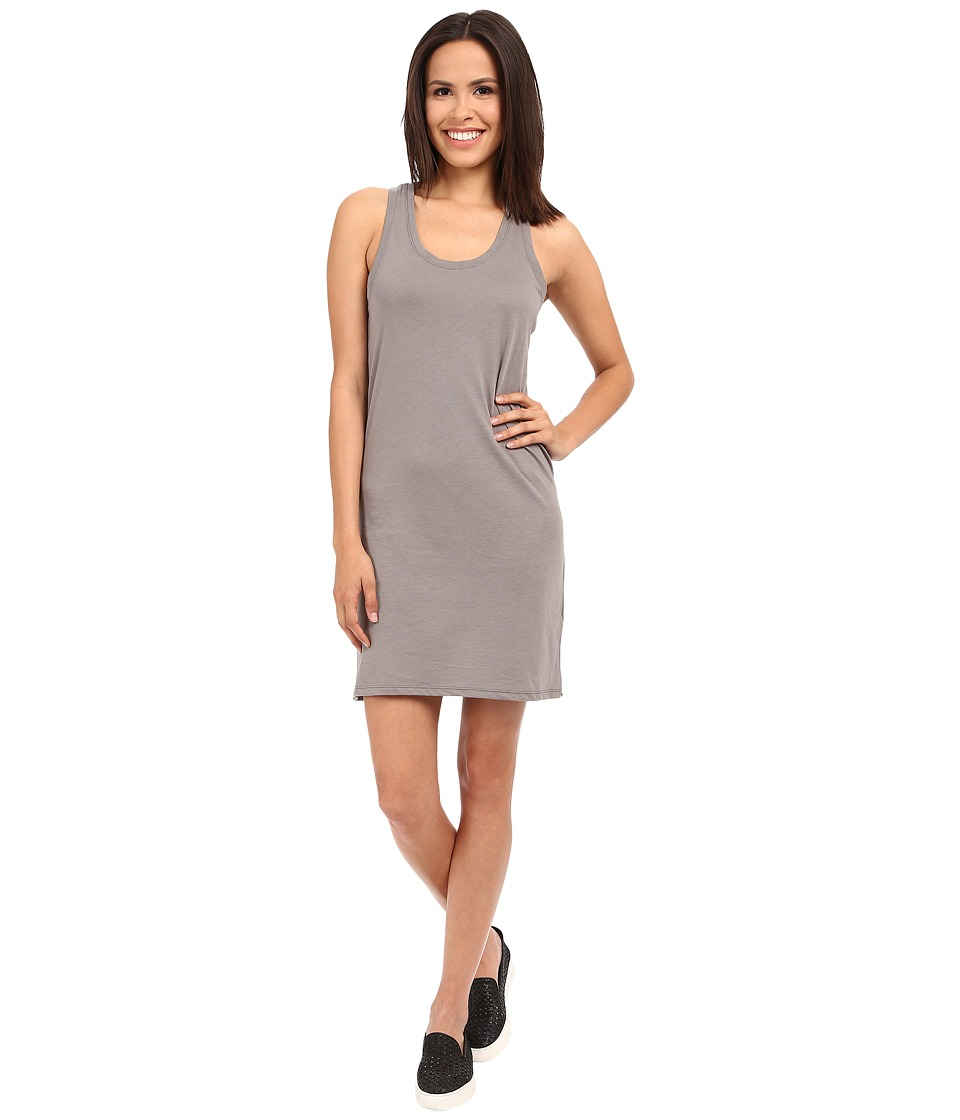 Alternative - Effortless Tank Dress (Nickel) Women's Dress