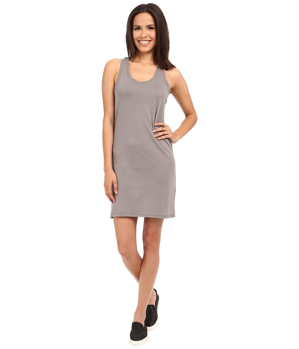 Alternative Effortless Tank Dress (Nickel) Women