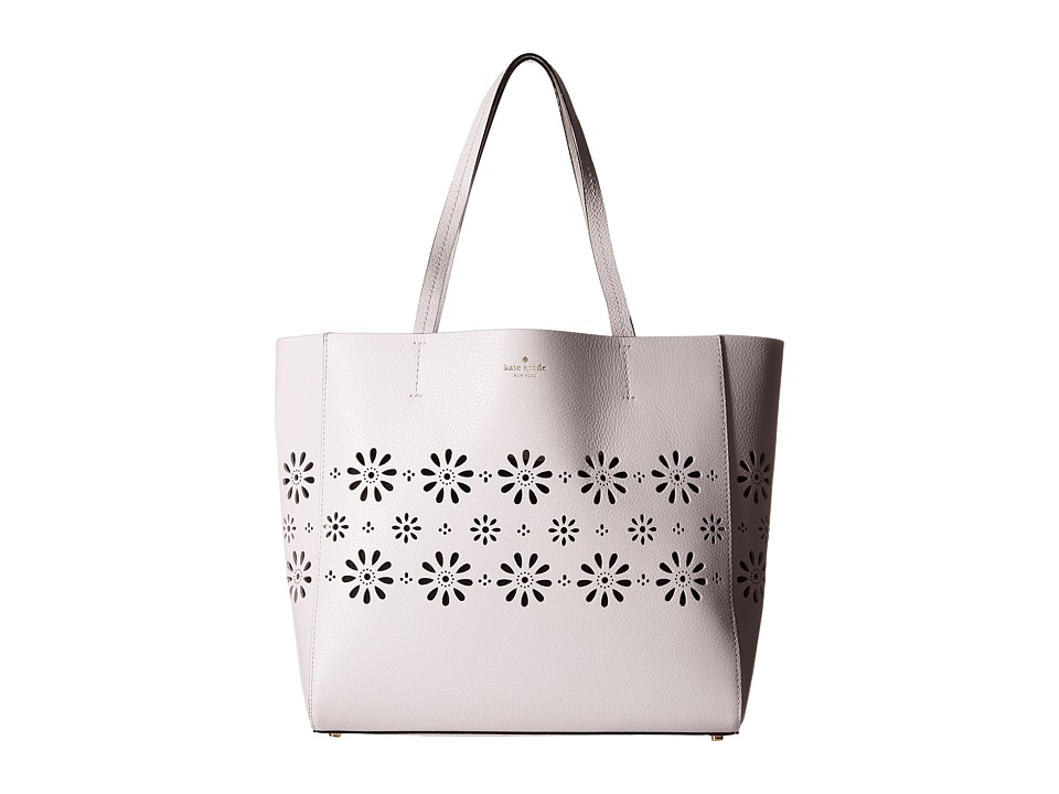 Kate Spade New York - Faye Drive Hallie (Bright White) Handbags