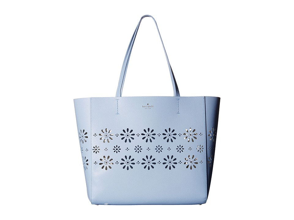 Kate Spade New York - Faye Drive Hallie (Sky Blue) Handbags