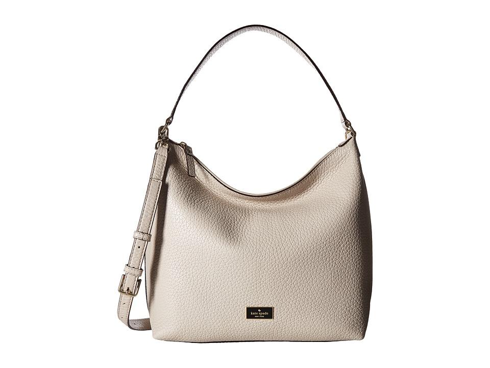 Kate Spade New York - Prospect Place Kaia (Crisp Linen) Handbags