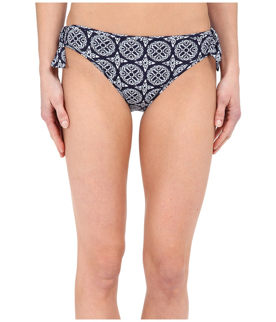 Tommy Bahama Lace Medallion Reversible Tie Hipster (Razzberry) Women
