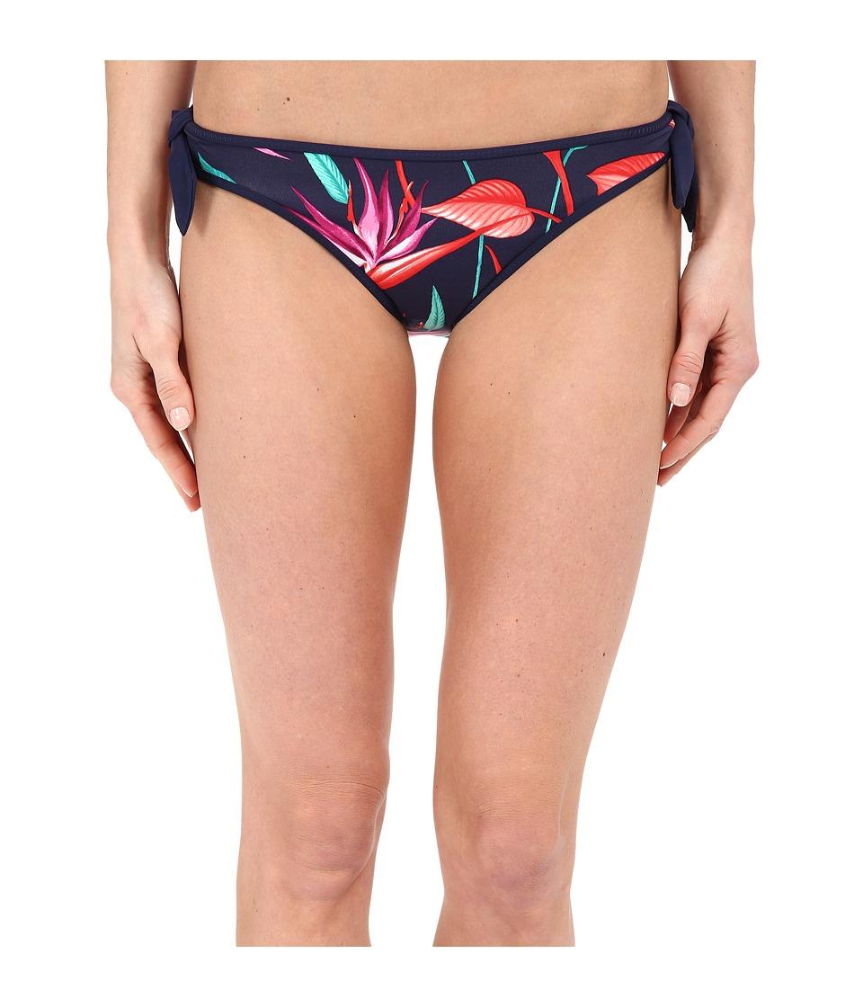 Tommy Bahama - Bird Paradise Reversible Hipster (Mare Navy) Women's Swimwear