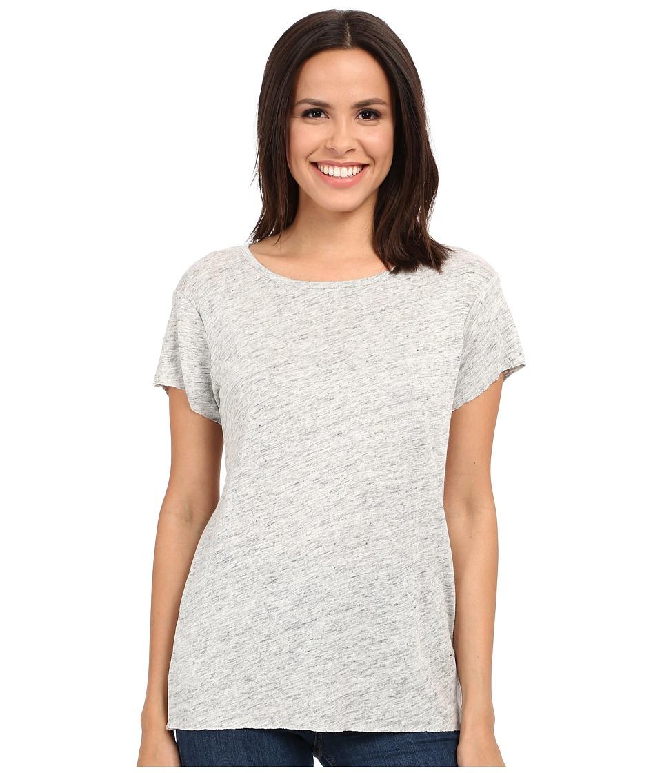 Alternative - Heather Linen Sprint Street T-Shirt (Ash Heather) Women's Short Sleeve Pullover