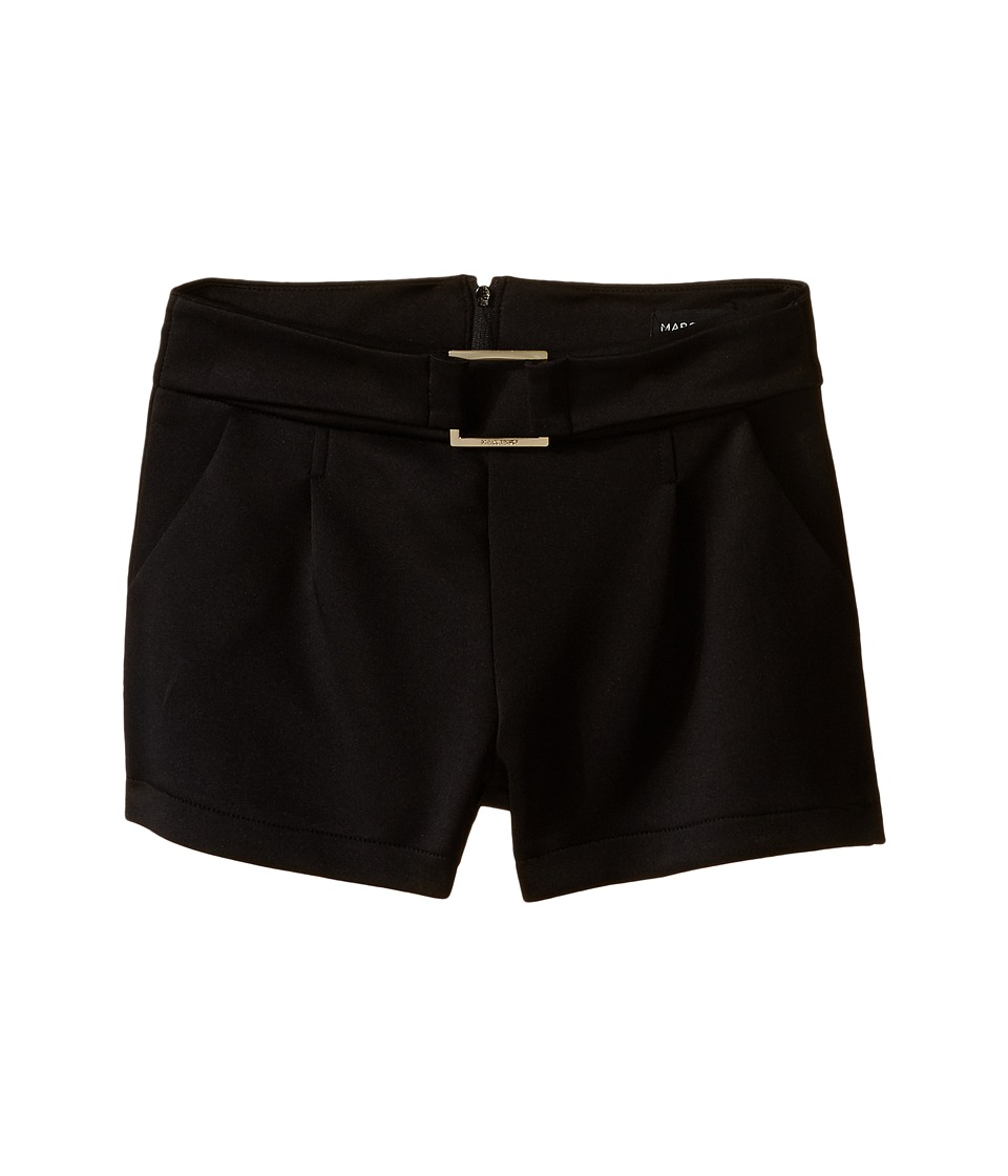 Marciano Kids - Celestine Ponte Shorts (Big Kids) (Black) Girl's Shorts