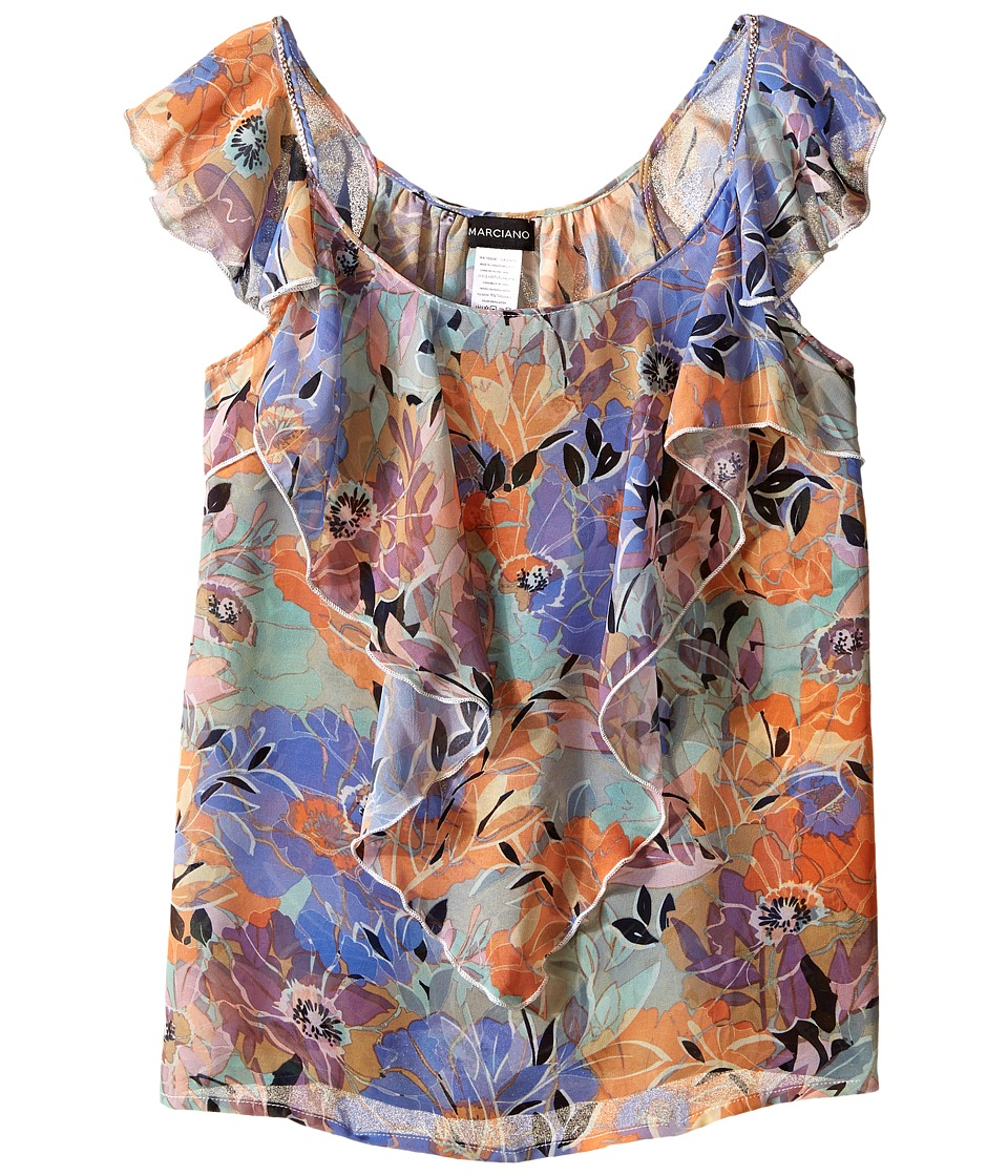 Marciano Kids - Bethany Tank Top (Big Kids) (Print) Girl's Sleeveless
