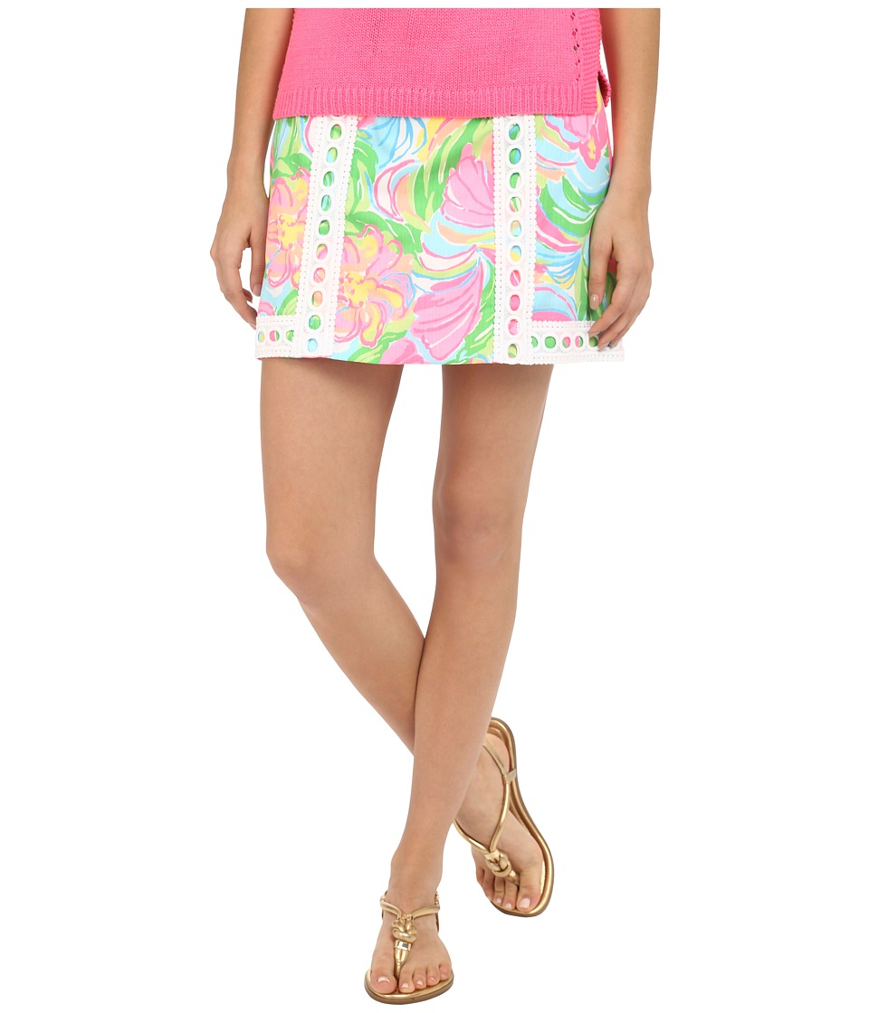 Lilly Pulitzer - Pansy Skort (Multi So A Peeling) Women's Skort