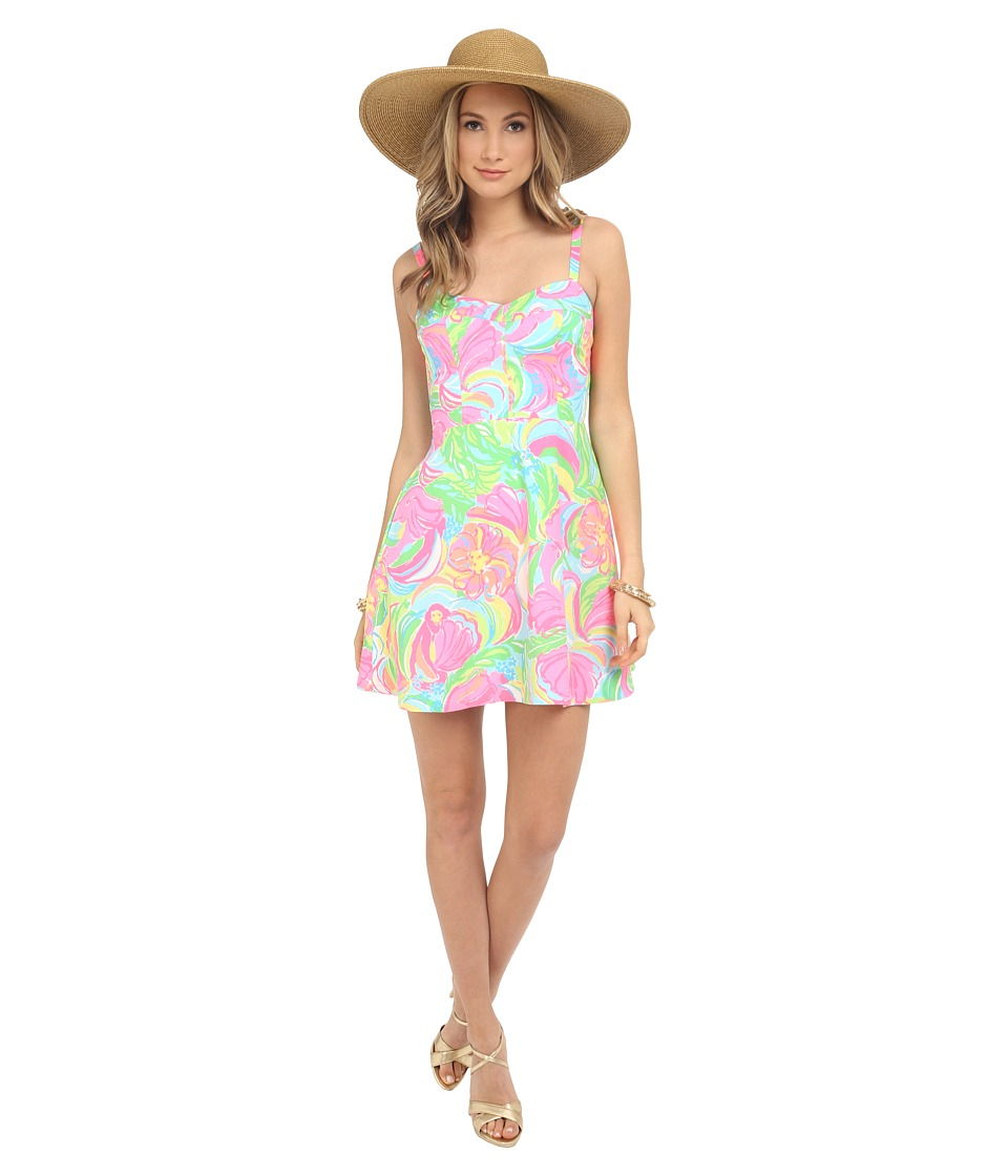 Lilly Pulitzer - Willow Dress (Multi So A Peeling) Women's Dress