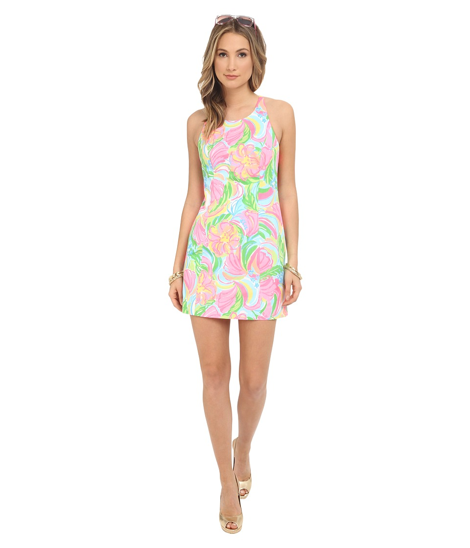 Lilly Pulitzer - Grayes Shift Dress (Multi So A Peeling) Women's Dress