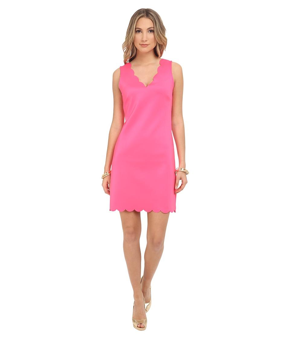 Lilly Pulitzer - Mikayla Shift Dress (Kir Royal Pink) Women's Dress