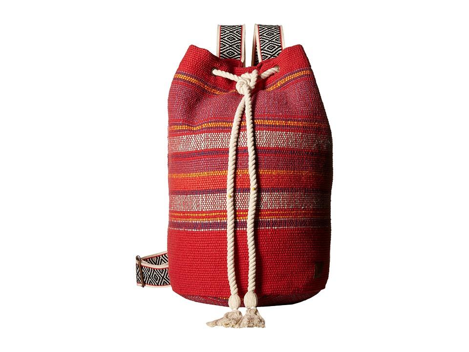 Billabong - Bonfire Beachin Backpack (Festival Fuchsia) Backpack Bags