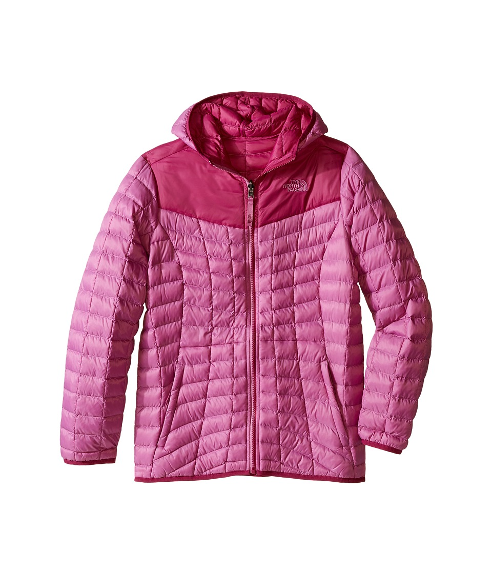 The North Face Kids - Reversible Thermoball Hoodie (Little Kids/Big Kids) (Wisteria Purple) Girl's Sweatshirt