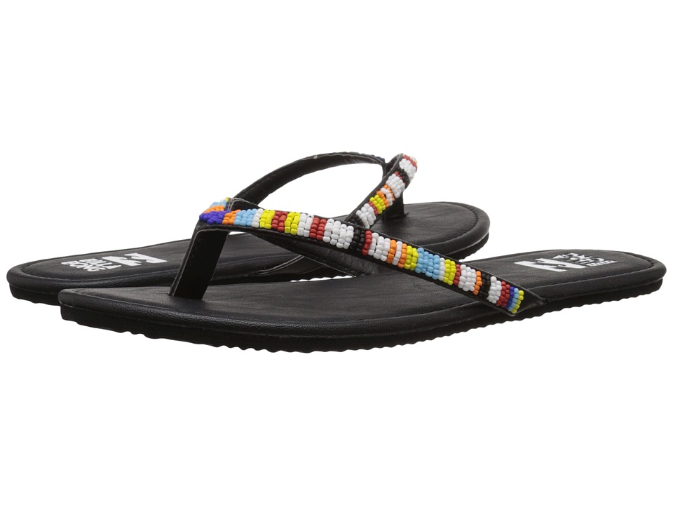 Billabong - Drifting Daze (Off-Black) Women's Sandals