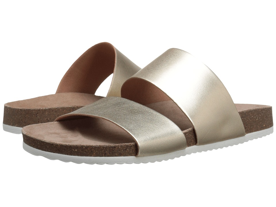 Billabong - Shore Thing Sandal (Gold) Women's Sandals